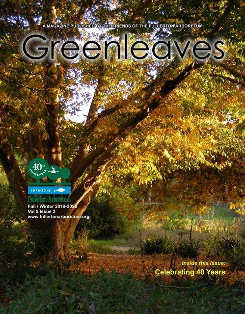 Greenleaves - Fall/Winter-2019-20