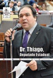 informativo Dr. Thiago