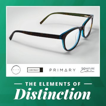 The Elements of Distinction