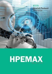 HPE Max Issue 3: Aug-Sep 2019