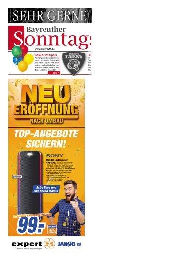 2019-09-15 Bayreuther Sonntagszeitung