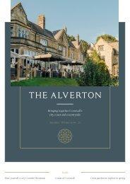 The Alverton's Autumn Winter Brochure 2019/20