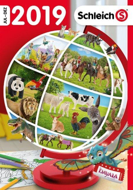 NEU mit Schleich®-Fähnchen Schleich® Horse Club® 13853 Quarter Horse Hengst