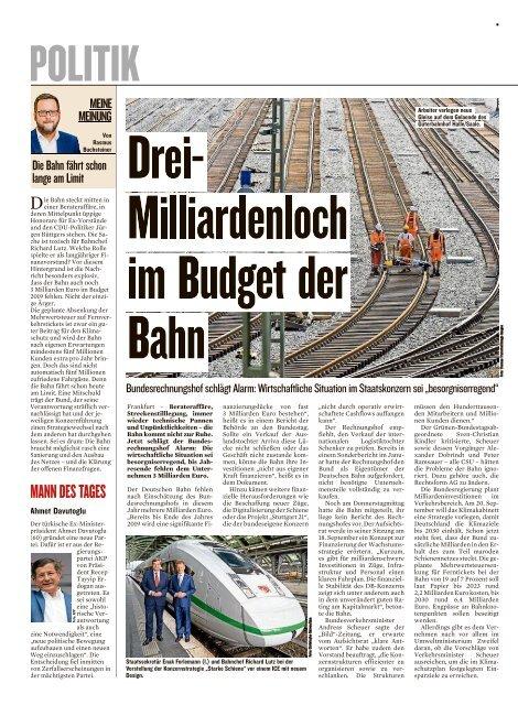Berliner Kurier 14.09.2019