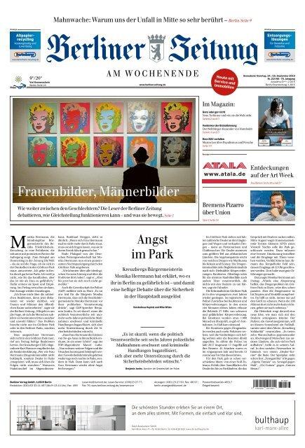 Berliner Zeitung 14.09.2019