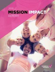 Susan G. Komen Mission Impact Report 2019