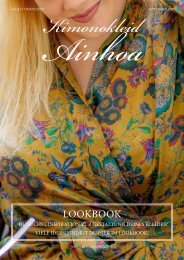 Lookbook Ainhoa