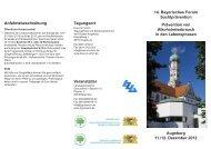 14. Bayerisches Forum Suchtprävention Prävention von ...