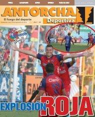 Antorcha Deportiva 386