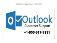 Outlook Password Recovery/Reset
