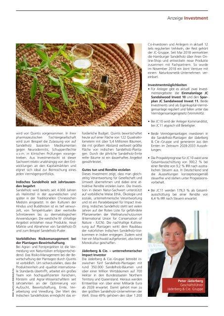Sachwert Magazin ePaper, Ausgabe 83