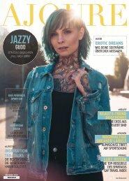 AJOURE´ Magazin Oktober 2019