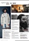 AJOURE´ Men Magazin Oktober 2019 - Seite 4