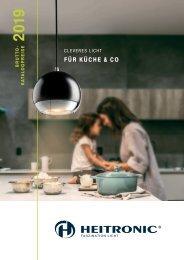 Cleveres Licht für Küche und Co.