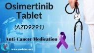 Buy Indian Tagrisso Online   AZD9291 Tablets Price China   Generic Osimertinib 80mg Supplier