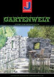 JASTO Gartenwelt Katalog 2019