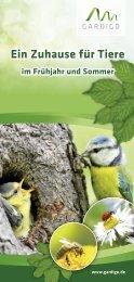 Gardigo Flyer Pro Tier Frühjahr/Sommer