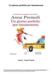Scarica Un giorno perfetto per innamorarsi Libri Gratis (PDF, ePub, Mobi) Di Anna Premoli