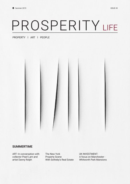 Prosperity Life - Issue #3 - Summer 2019