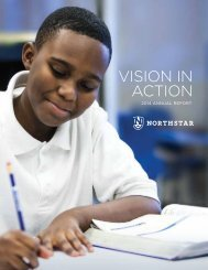 NorthStar Annual Report 2014