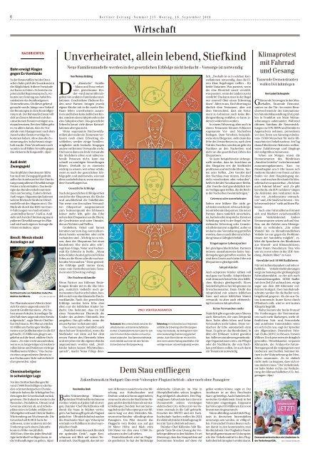 Berliner Zeitung 16.09.2019