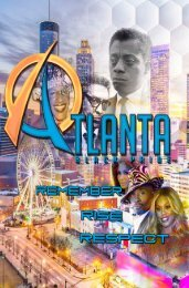 Atlanta Black Pride Guide 2019