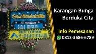 PROMO!!!, Call/WA 0813-3686-6789, Karangan Bunga Duka
