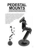 Brodit Pedestal Mounts - Page 3