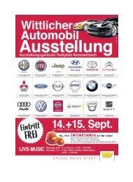 Wittlicher Automobil Ausstellung 2019