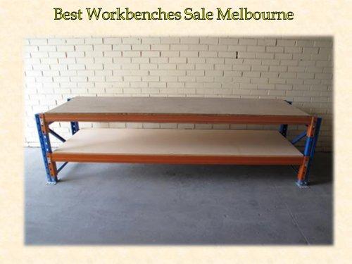 Best Workbenches Sale Melbourne