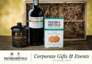 Corporate Gifts Brochure 2019