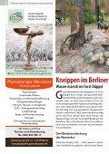 Nikolassee & Schlachtensee Journal Oktober/November 2019 - Seite 6