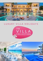 The Villa Collection - Luxury Villa Holidays