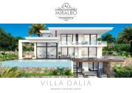 Villa Dalia - Moraira Costa Blanca