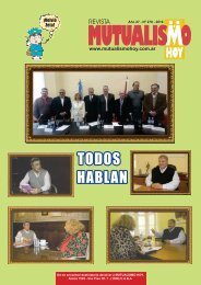 MUTUALISMO HOY 10-9-19 COMPLETO EN BAJA
