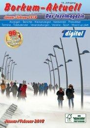 Jan./Feb. 2018   Borkum-Aktuell - Das Inselmagazin