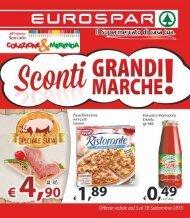 Eurospar S.Gavino 2019-09-05