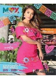 #701 Mexico Artesanal Catalogo O/I 2019 precios de mayoreo en USA