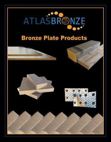Atlas Bronze Bronze Plate Products