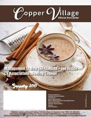 Copper Village January 2019