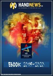 Ebook Ligue des Champions 19-20