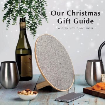 Christmas Gift Guide|Corporate GIfts