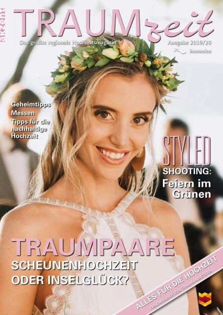 TRAUMzeit Hochzeitsmagazin 2019-2020