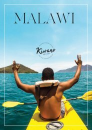 Malawi brosjyre