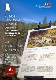 Kunstlandskap Nesbyen 2019