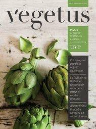 Revista Vegetus nº 32 ( Septiembre - Diciembre 2019)