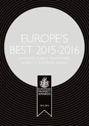 Europe's Best 2015-2016