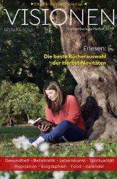 VISIONEN Buecher-Special Herbst 2019