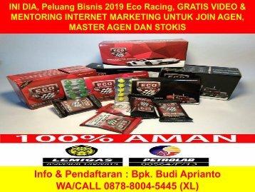 WA 0878-8004-5445, JOIN NOW, Peluang Usaha 2019 Modal Kecil Eco Racing