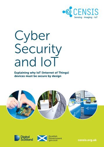 Cyber Security and IoT